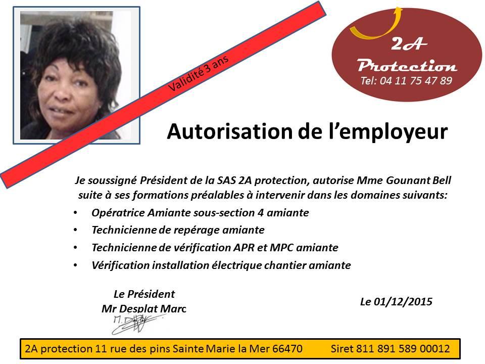 autorisation employeur caces
